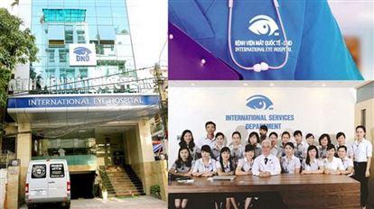 Bệnh viện Mắt Quốc tế