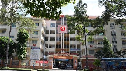 Bệnh viện Răng Hàm Mặt TP. HCM