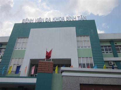 Bệnh viện Quận Bình Tân, TP. Hồ Chí Minh