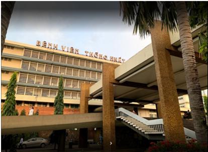Bệnh viện Thống Nhất, TP. Hồ Chí Minh